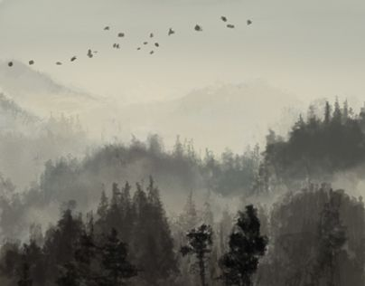 "Check out new work on my @Behance portfolio: ""Landscape_a1"" http://be.net/gallery/34287657/Landscape_a1"