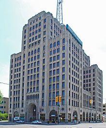 Maccebees Building - Wayne State University