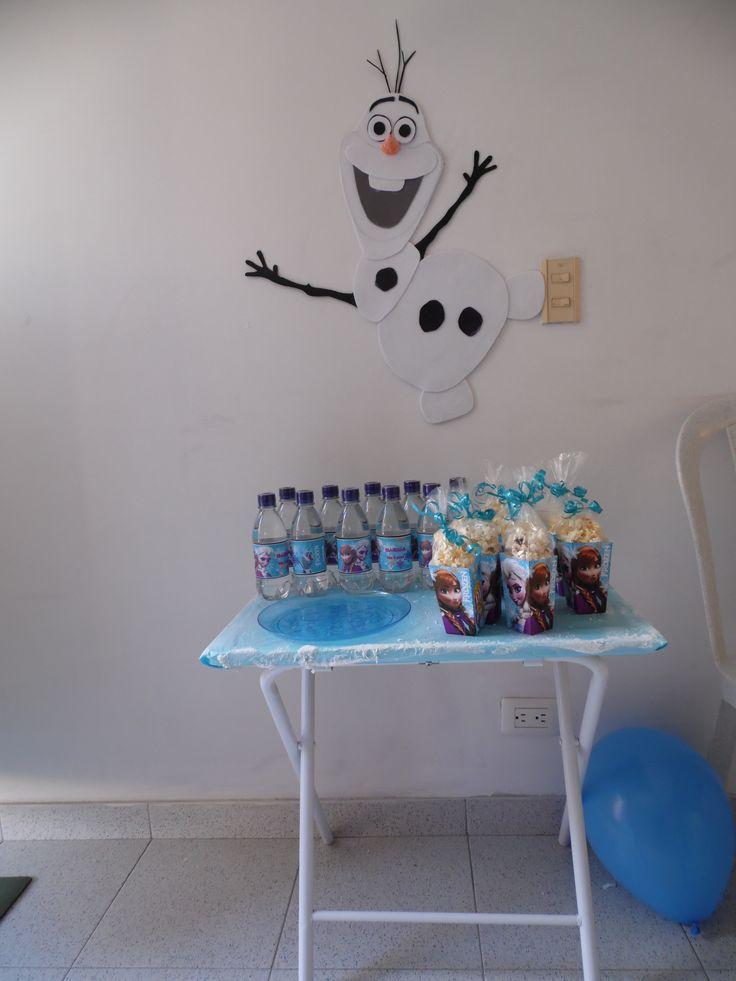 Mesa de hidratación