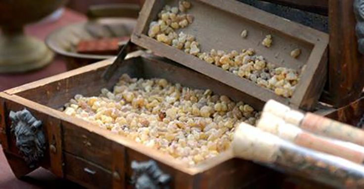 Frankincense Found to Trump Chemo in Eliminating Ovarian Cancer