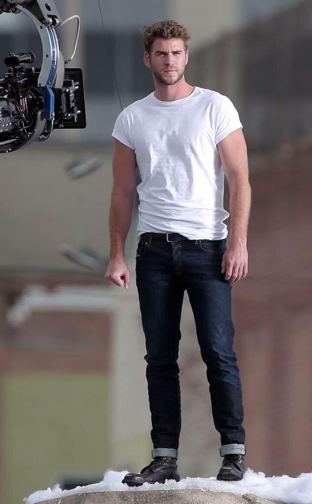 Liam Hemsworth for Diesel Fragrance