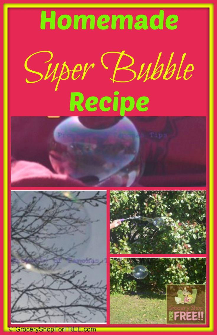 T's Tips About Everything! Homemade Super Bubble Recipe! Super Bubble Recipe Today we are making bubbles! I know there are much easier recipes for bubbles but this is my favorite. You need to make...