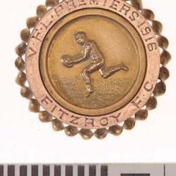 Fitzroy Football Club, VFL Premiers, 1916.