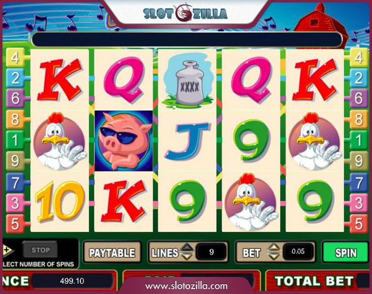 Free 5 reel slots games online at Slotozilla.com - 4