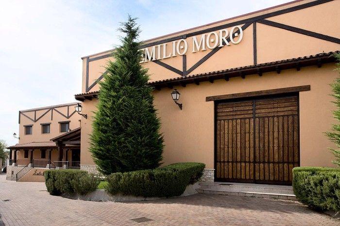 Emilio Moro primera bodega de la Ribera del Duero adaptada a personas con discapacidad visual VALLADOLID   VIERNES 29 DE AGOSTO DE 2014 LEÍD...
