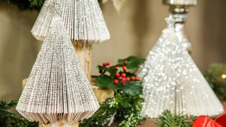 80 Modelos De Arvore De Natal Artesanal Passo A Passos Arvore