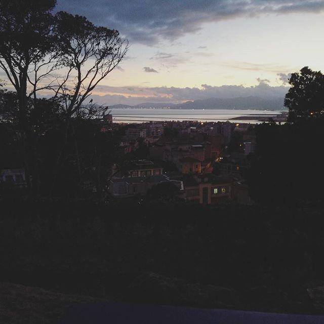 #landscapes #cagliari #casteddu #urbanlandscape #picoftheday #photoftheday #pic #evening #igerscagliari #instadaily #instamood #instagood #goodvibes #love #mood