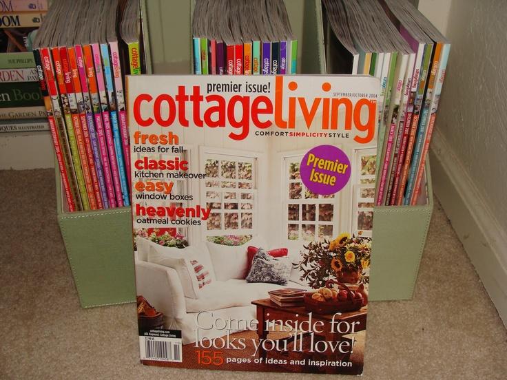 An Ode to Cottage Living Magazine - An Oregon Cottage | An Oregon Cottage