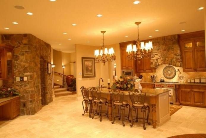 Best 25 tuscan kitchens ideas on pinterest tuscan for Old world tuscan kitchen designs
