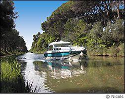 Le routard - Le tourisme fluvial