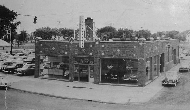 Vintage 1950 Detroit Pictures   ... car Studebaker ...