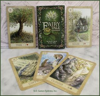 Tarot Notes: Review: Fairy Tale Lenormand