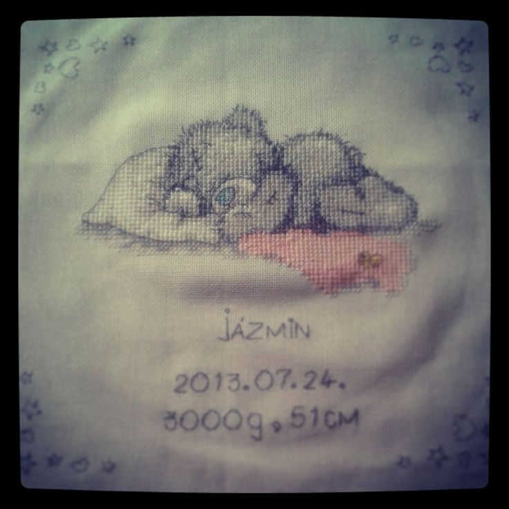 Gift for a little girl's birth :)