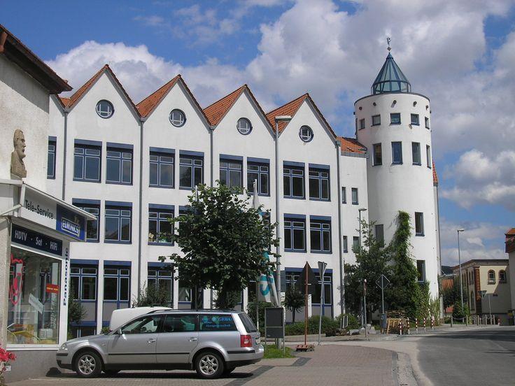 Heilbad Heiligenstadt : Bergschule St. Elisabeth