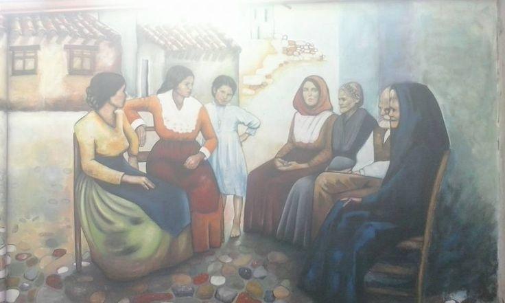Murales di Fonni