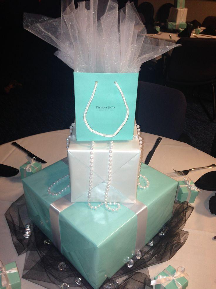 tiffany bridal shower decorations | Tiffany & Co. Bridal shower | Wedding Ideas