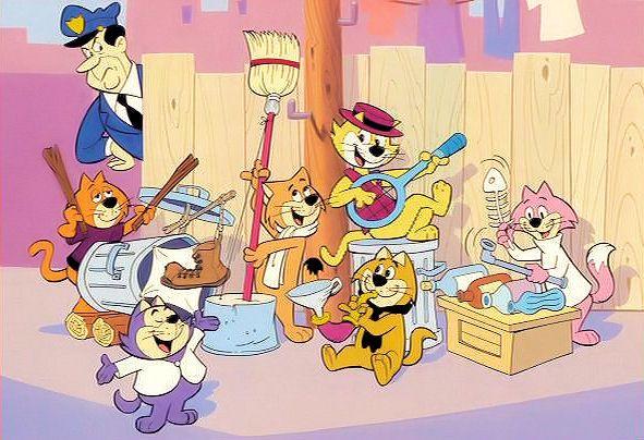 Yo fuí a EGB .Recuerdos de los años 60 y 70.La televisión de los años 60 y 70.Los dibujos animados.