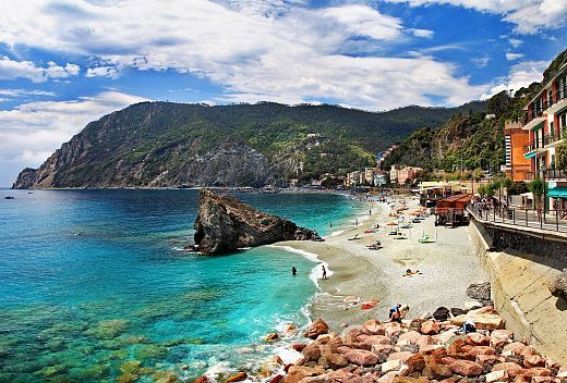 Monterosso al Mare (Italy) | 15 Of The Best Beaches In The World
