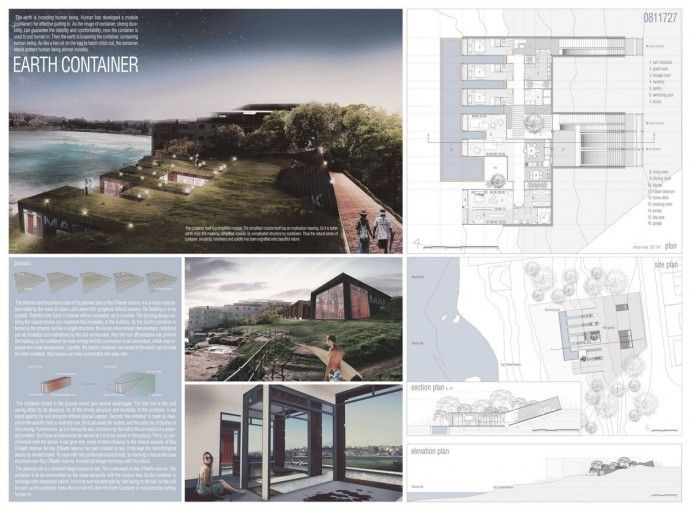 Sydney container vacation house competition winners Home architecture competition