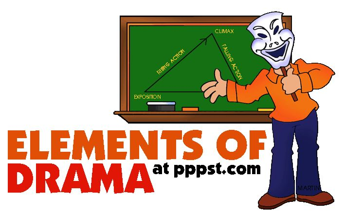 Elements of Drama - FREE Presentations in PowerPoint format, Free Interactives and Games #teaching