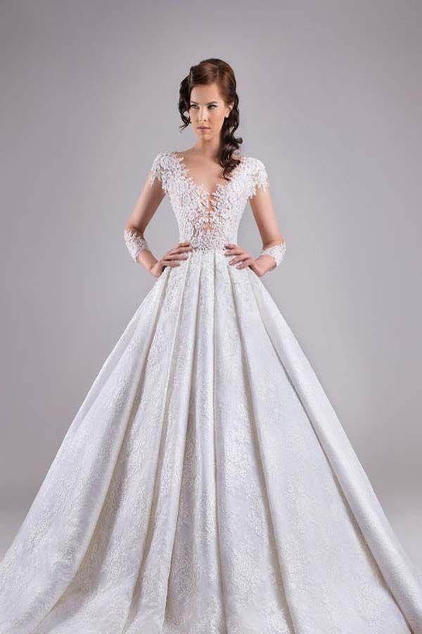 Chrystelle Atallah Wedding Dresses
