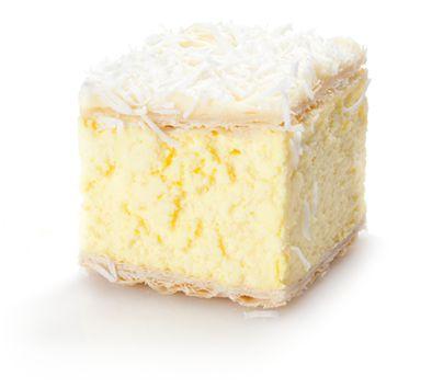 Denheath Hero Product the Original Denheath Gourmet Vanilla Custard Squares. Born in Pleasant Point made in Timaru Available online at www.denheath.co.nz