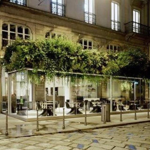 Cafe Trussardi Milano