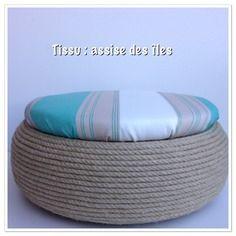 les 25 meilleures id es de la cat gorie pouf de pneu de corde sur pinterest chaises pneus et. Black Bedroom Furniture Sets. Home Design Ideas