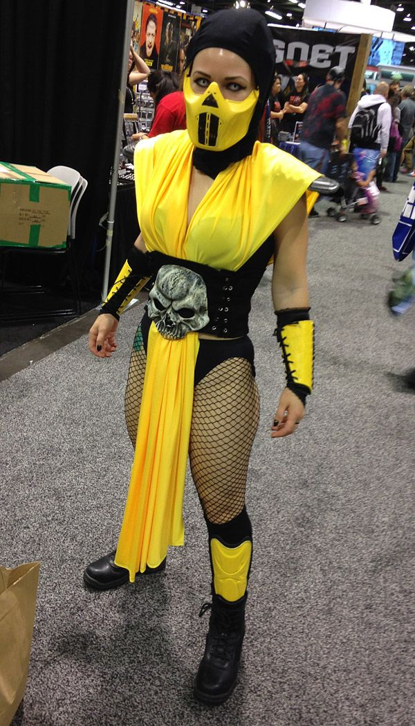 The Cosplay Babes of WonderCon 2014