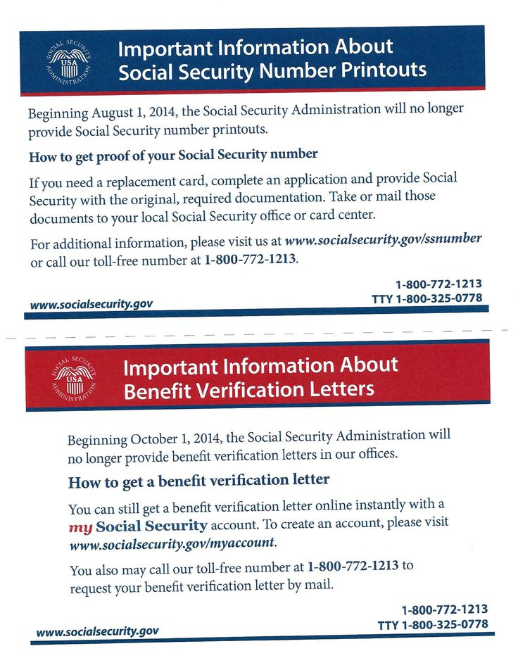 Social Security Administration  Important Information About