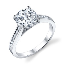 9 best engaged by jb hudson images on pinterest round for Jewelry stores in eau claire wi