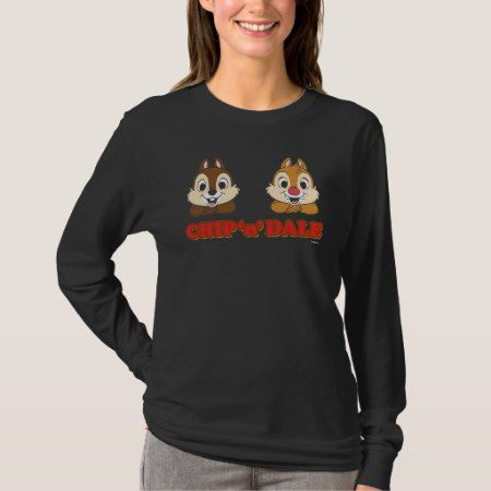 Chip 'n' Dale T-Shirt - click to get yours right now!