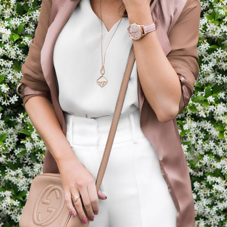 Accessories, Confidence, Styling, Gucci, Nicole Fendel, House of CB Trench, Personal Stylist Sydney, White pants, Henry London Watch, Pond Boutique, Jasmine Wall