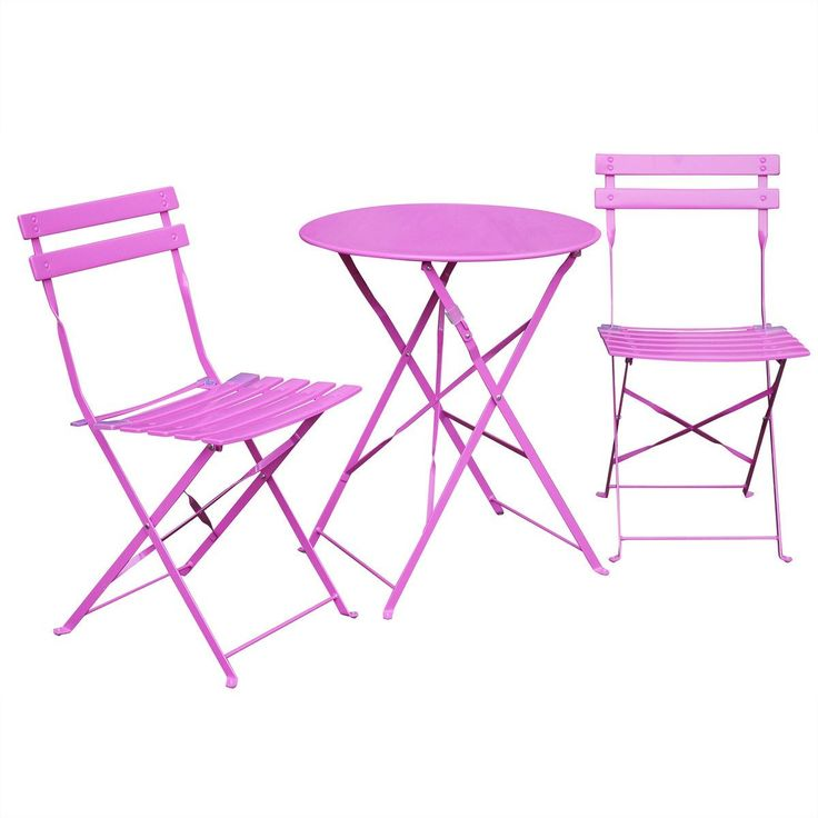 Awesome Salon De Jardin Metal Table Ronde Contemporary - Awesome ...