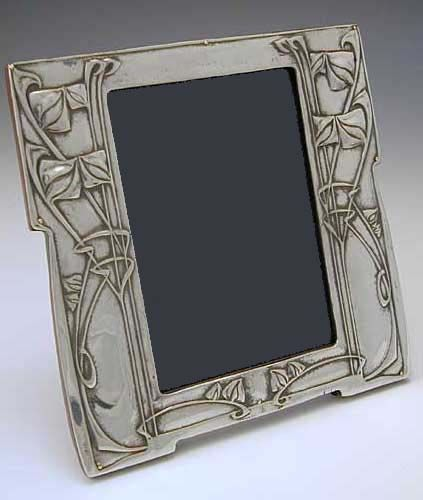 Archibald Knox for Liberty & Co. Pewter Picture Frame