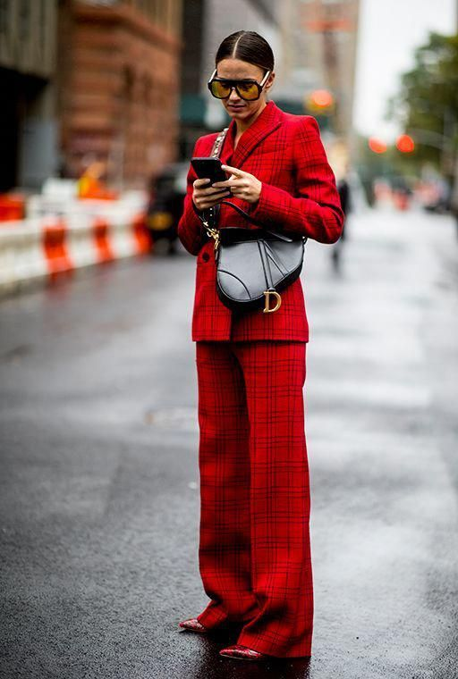 Part three: The best street style looks from New York Fashion Week | Buro 24/7 #womensstreetstyle – #Buro #fashion #Part #street