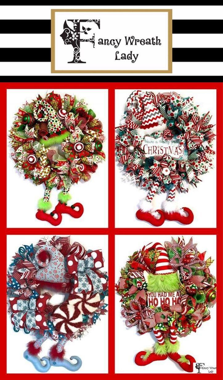 Shop Christmas Elves by Fancy Wreath Lady #Christmas #Elf #Etsy