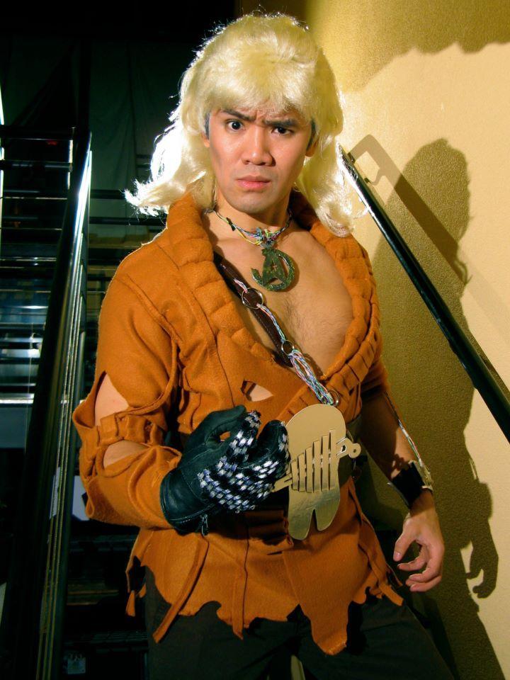 Khan Noonien Singh Costume (Star Trek: Wrath of Khan) - pure awesome