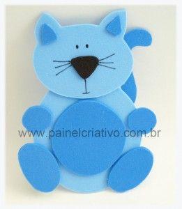 modelo gatinho eva com molde (5)