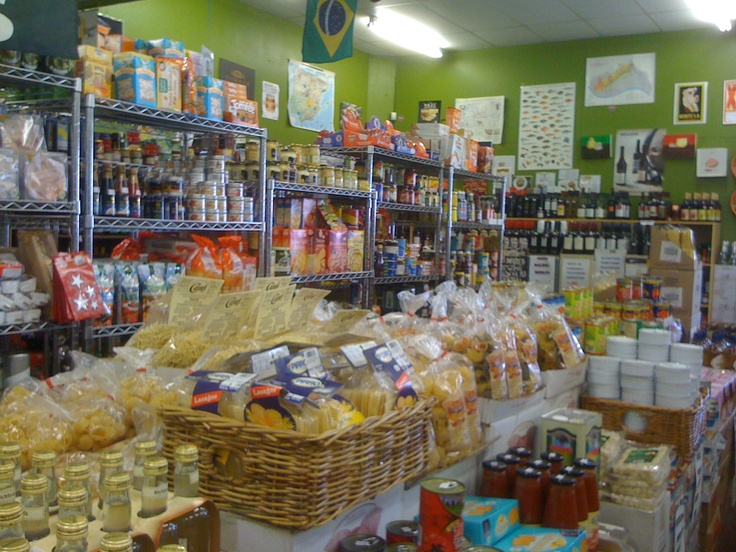 Ontrays in Petone is a fantastic supplier of  wines, cheeses, spices . . .