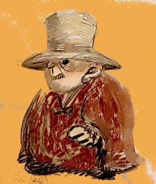 EL DUENDE Bajo la apariencia sombrerudo, el duende santiagueño tiene algún parecido con el gnomo europeo. Se de el, según una versión recogi...