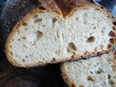 Тёмный хлеб из спельты/полбы