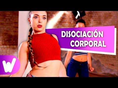 Disociación corporal | Ejercicios de calentamiento - YouTube