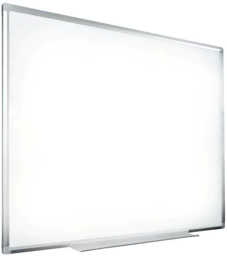 Wall Mount Dry Erase Board Magnetic Dry Wipe Hanging Whiteboard Aluminum Frame Dry Erase Board Dry Erase White Board