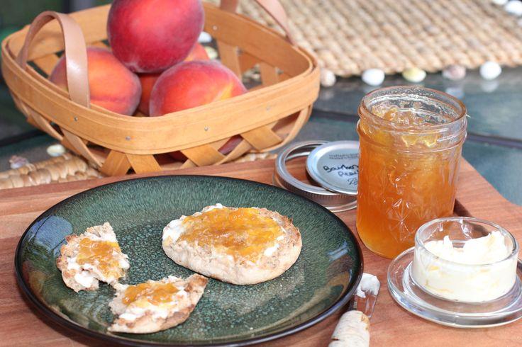 Bourbon Peach Jam | Can Can Girl | Pinterest