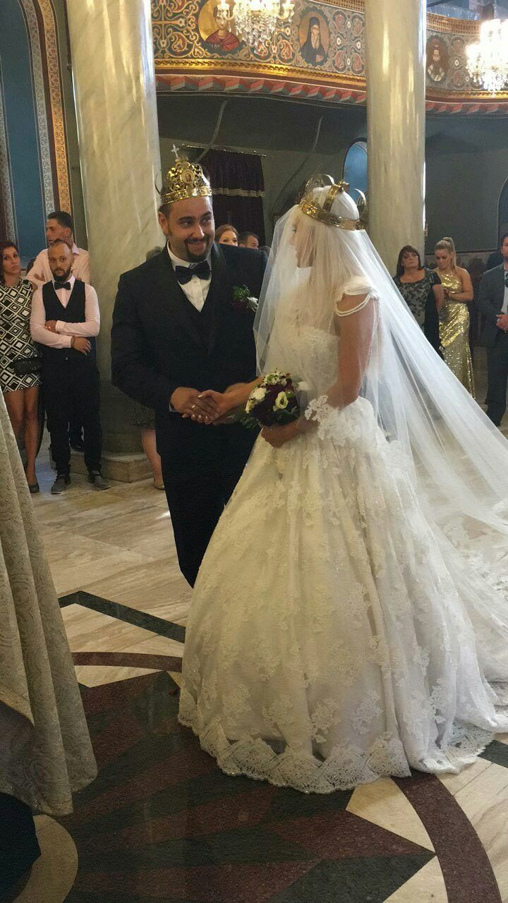 On Friday, September 2, 2016, Miroslav Barnyashev (WWE Superstar Alexander Rusev) and CJ Perry (WWE Diva Lana) held a second wedding in Plovdiv, Bulgaria, which is his native country. The bride wore a custom $75k wedding gown by designer Olia Zavozina for the traditional Bulgarian wedding. The couple's first wedding was on July 30, 2016 in Malibu, California. The weddings will be featured on the sixth season of the reality show Total Divas. #WWE #Weddings