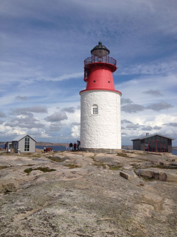 Hållö #Lighthouse - #Sweden http://dennisharper.lnf.com/