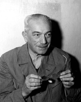 Nuremberg, Germany, Konstantin von Neurath, Former Minister of Foreign Affairs and Reich Protector of Bohemia-Moravia, 24/11/1945. He was sentenced to 15 years, but he was released in 1953 due to ill health. He died in 1956. Photographer: US Army