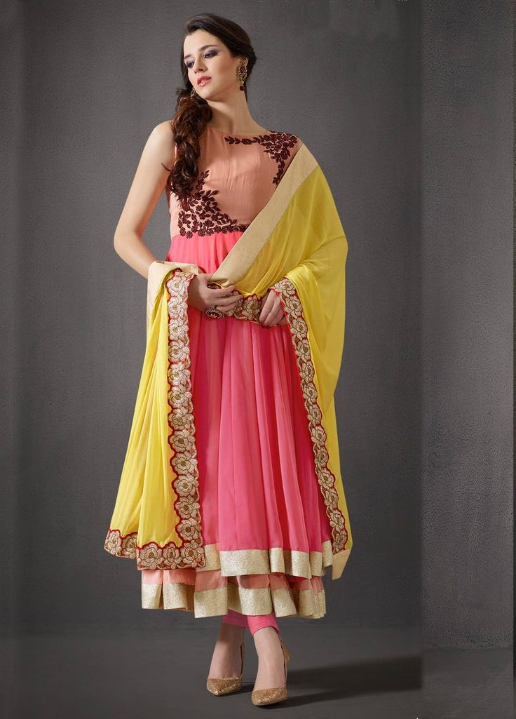 35 best Online Shopping Exclusive Anarkali Suits images on ...