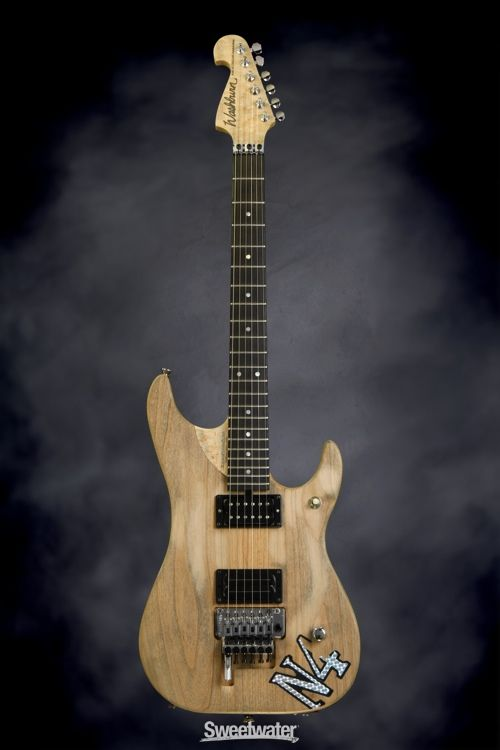 Washburn Nuno Bettencourt N4 Authentic Electric Guitar - Natural Matte | Sweetwater.com